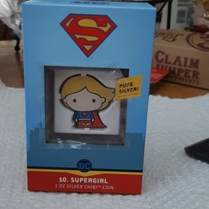 SuperGirl coin